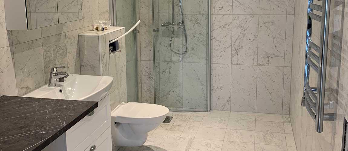 Nytt badrum?